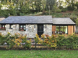 beudy bach holiday cottage in conwy valley north wales
